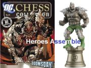 DC Chess Figurine Collection #55 Doomsday Justice League Eaglemoss